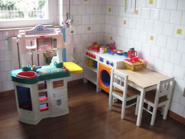 Le mini cucine