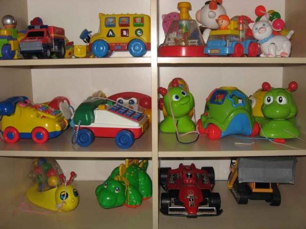 Alcuni giocattoli
